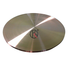 CD and DVD coating material Copper sputtering target