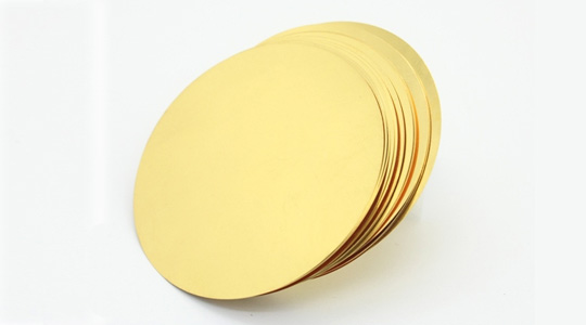 Classification of precious metal sputtering targets