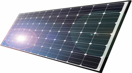 Why tungsten target can be used in solar cell coating?
