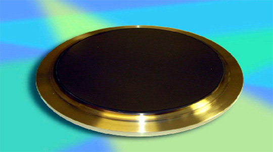 Sputtering targets for magnetic applications