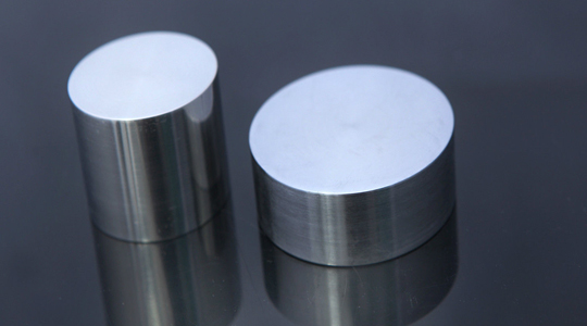 The production of aluminum sputtering target
